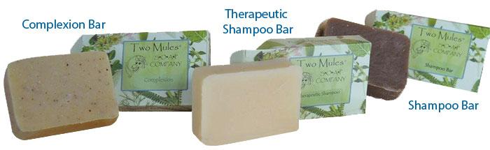 Shampoo Bars| Complexion Bars